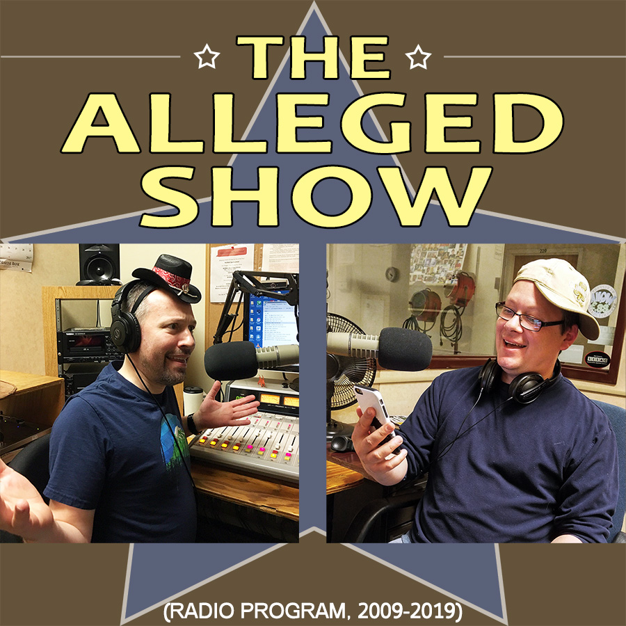 TheAllegedShow