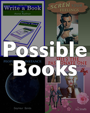 Possible Books